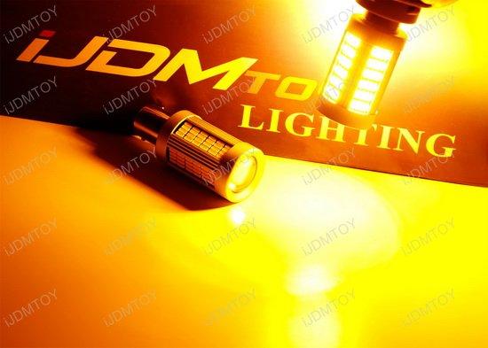 BA15 LED Turn Signal Bulbs