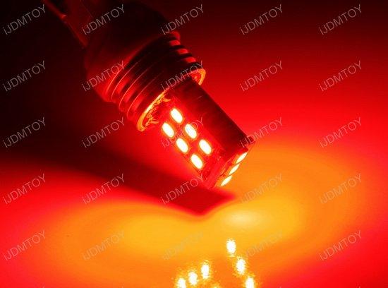 Strobe 7443 LED Brake Light Bulbs