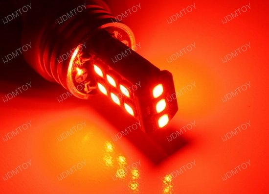 Strobe 7443 LED Brake Light Bulbs