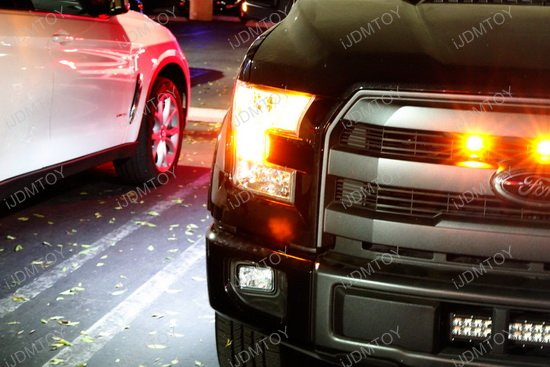 Ford F150 Switchback LED Bulbs