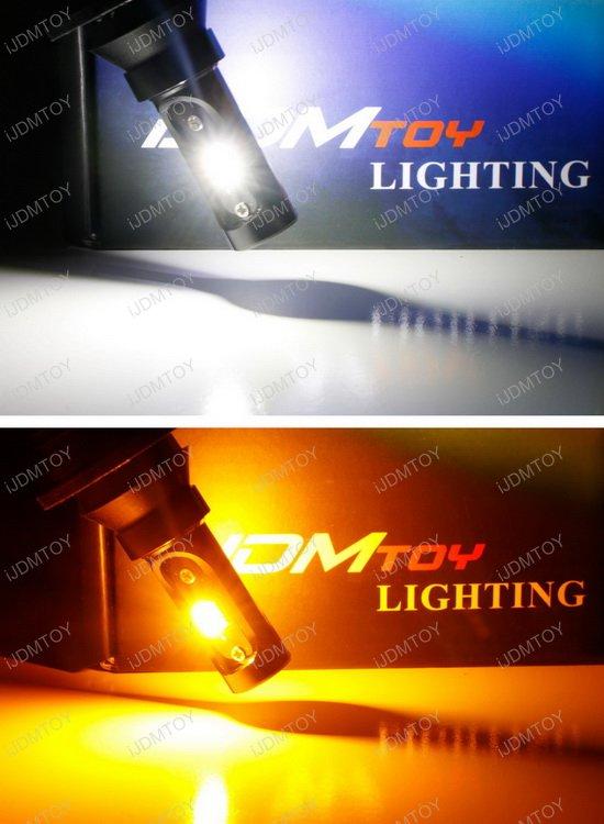 7440 Philips LED Switchback LED Bulbs