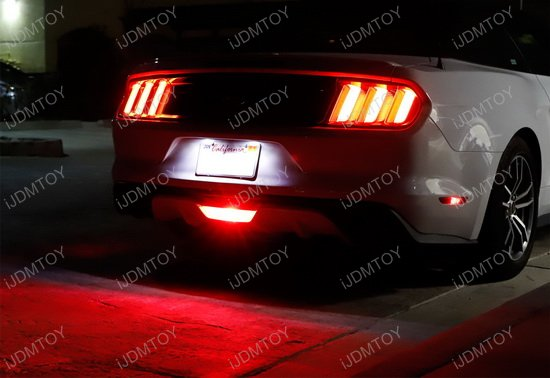 Ford Mustang Rear Fog Conversion Bulb