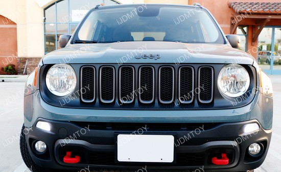 Jeep Renegade LED Daytime Running Light Bulbs