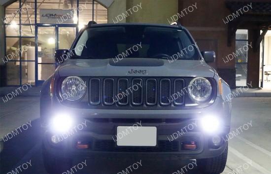 2015 Up Jeep Renegade 15 Smd 5730 Led Daytime Running Lights