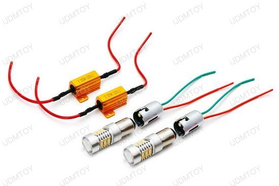 Suzuki Hayabusa Switchback LED Kit