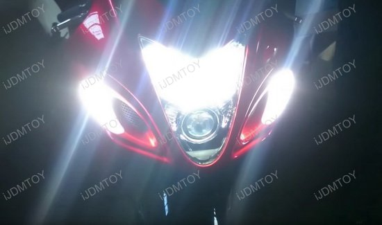 Suzuki Hayabusa Switchback LED Kit