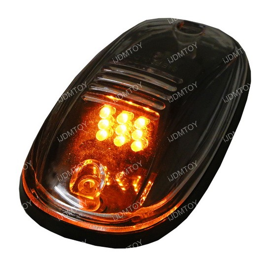 Truck Roof Top Amber LED Cab Marker Lights