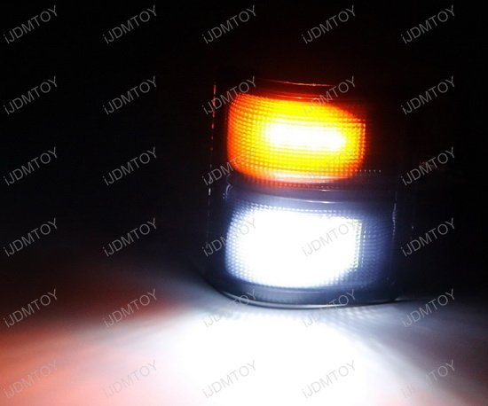 Ford truck LED side mirror marker lights