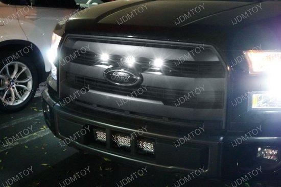 Ford Raptor Grille LED Lighting Kit