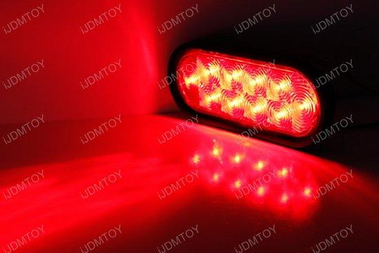 Surface Mount LED Trail Lights
