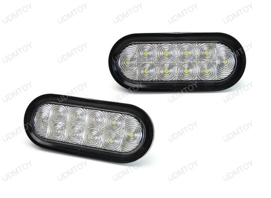 Surface Mount LED Trail Lights