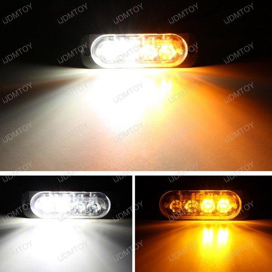 LED CREE Strobe Light