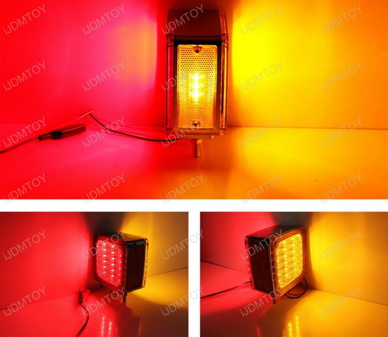Double Faced LED Truck Light