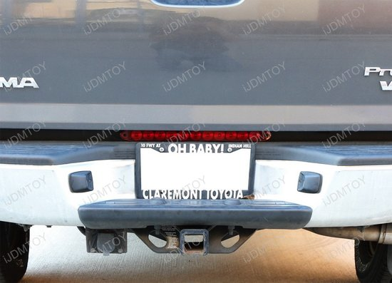 3 Function Red LED Taillight Bar