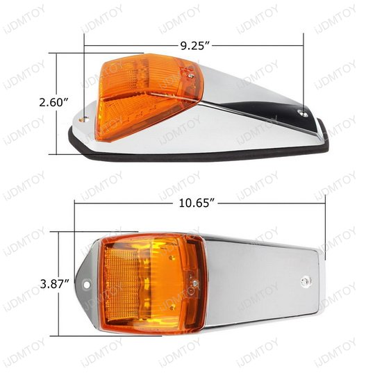 Semi Trailer Truck LED Cab Roof Light