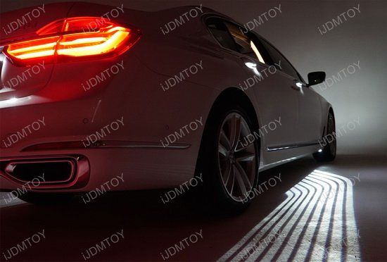 BMW Style LED Welcome Carpt