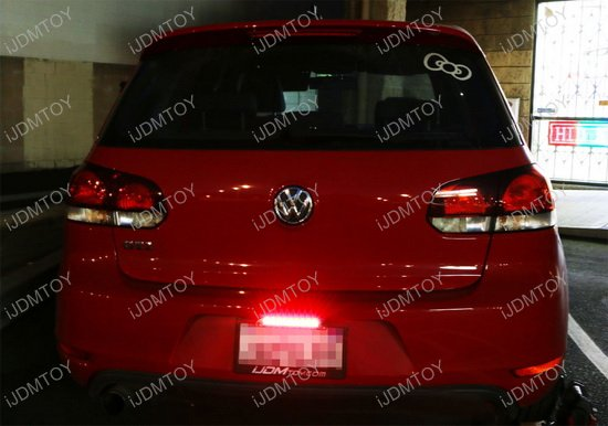 Super Red LED Brake/Rear Fog Light Kit