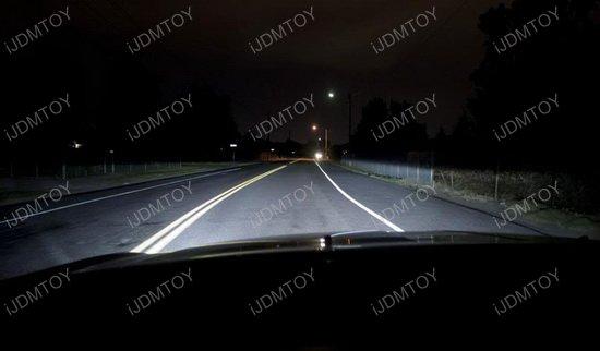 H4 LED Headlight Lens