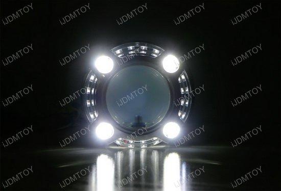 3.0 Morimoto Bi-Xenon Projector Lens with Porsche style shroud