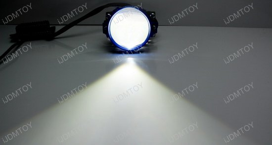 LED Retrofit Projector Lens