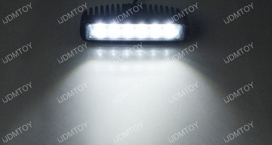 18W LED Light Bar