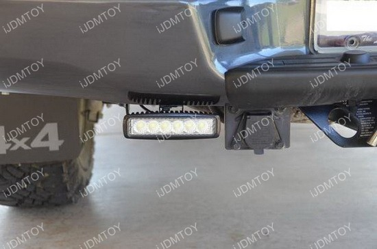 18W LED Light Bar