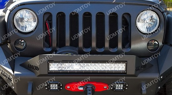 Dually Flush Mount CREE LED Pod Lights