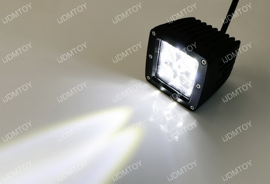 Dually Cube Mount CREE LED Pod Lights