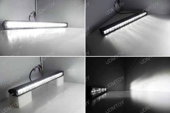 100W CREE Slim LED Light Bar