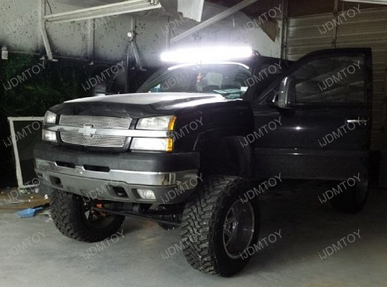 50 Inch Curve LED Light Bar