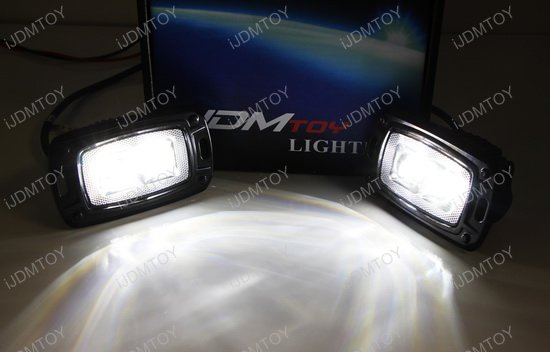 10W SRM Flush Mount LED Light