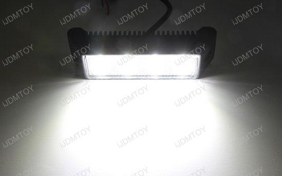 High Power LED Backup Light