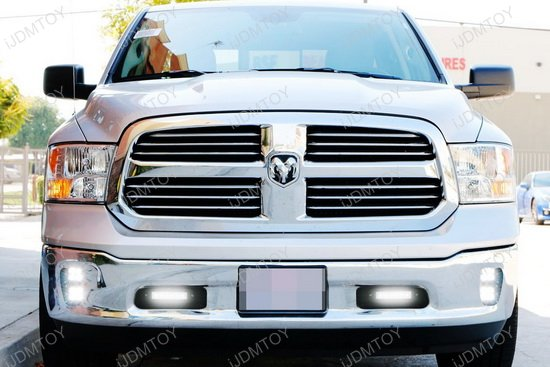 6-Inch Flush Mount LED Light Bar