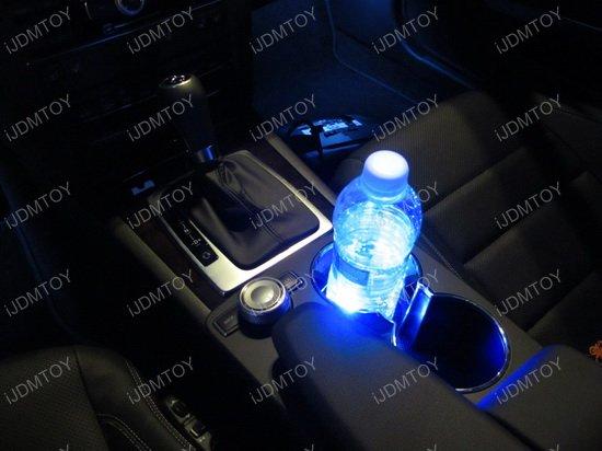LED Cup Holder Coaster