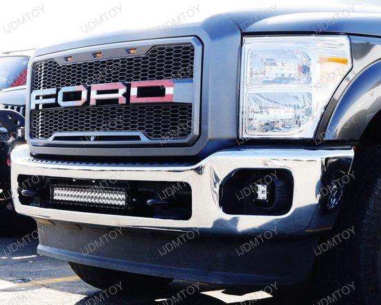 Ford F250 Osram LED Light Bar