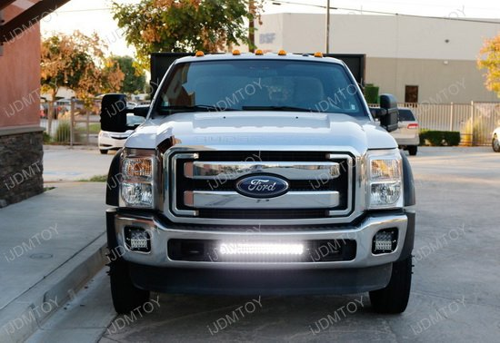 Ford F250 162W LED Light Bar