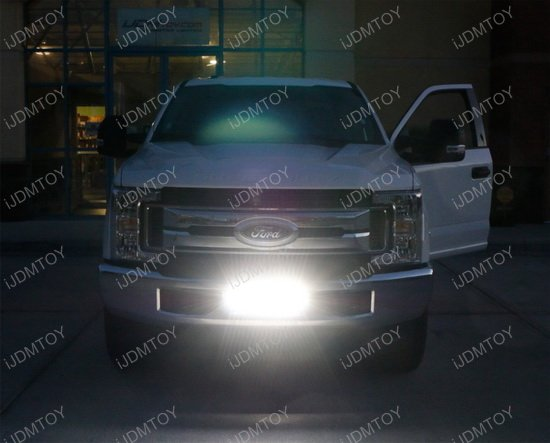Ford F250 F350 LED Light Bar