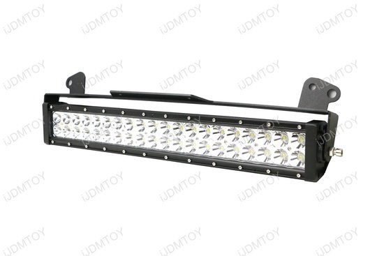 Ford F250 Hood Mount LED Light Bar