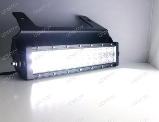 Jeep Wrangler LED Search Light
