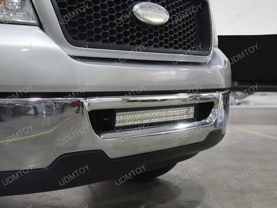 2006-08 Ford F150 Hood Mount LED Light Bar