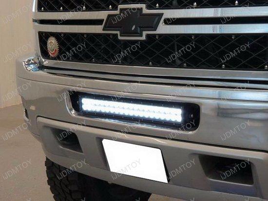 Chevy Silverado 2500HD LED Light Bar