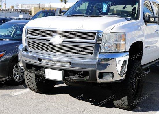 Chevy Silverado LED Mounting Bracket