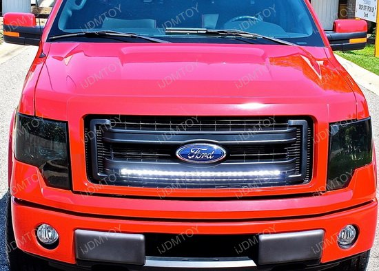 Ford F150 30-In-LED Light Bar Combo