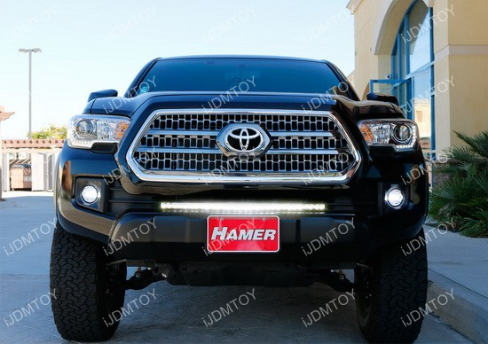 Single row light bar roof tacoma free download wiring diagrams 150w cree led light bar system for 2016 up toyota tacoma toyota tacoma led light bar kit at jeep light bar roof mozeypictures Images
