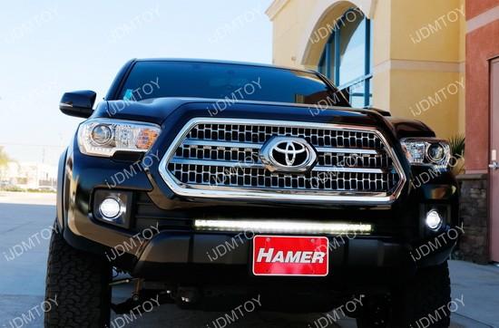 Toyota Tacoma LED Light Bar Kit