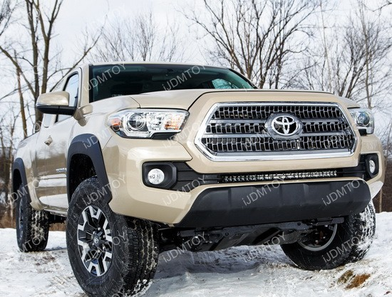 150w cree led light bar system for 2016 up toyota tacoma toyota tacoma led light bar kit mozeypictures Images