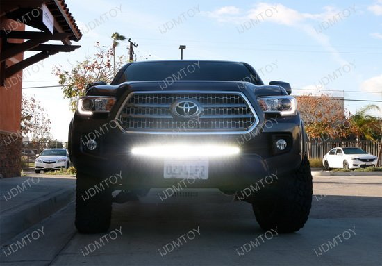 150w cree led light bar system for 2016 up toyota tacoma toyota tacoma led light bar kit aloadofball Images