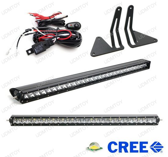GMC Checy LED Light Bar Combo