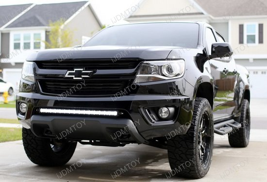 150w high power led light bar for gmc canyon chevy colorado gmc chevy led light bar combo aloadofball Choice Image