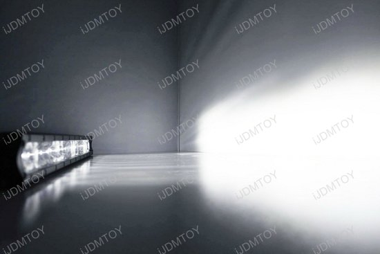 GMC Chevy LED Light Bar Combo
